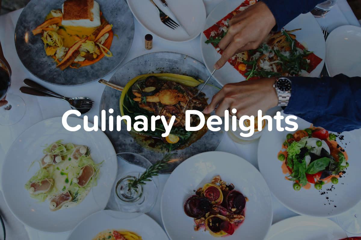 Culunary Delights