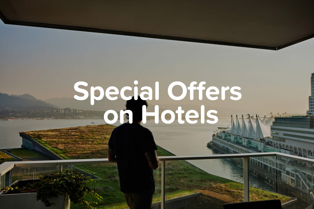 Special Offers on Hotels