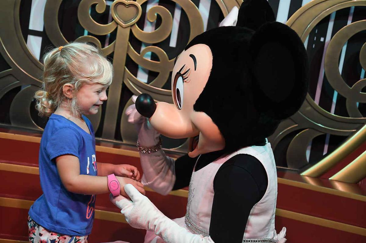Walt Disney World Minnie Mouse