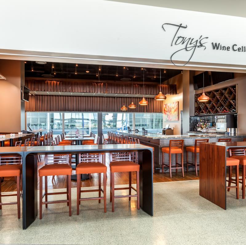 Tony's Wine Cellar - IAH