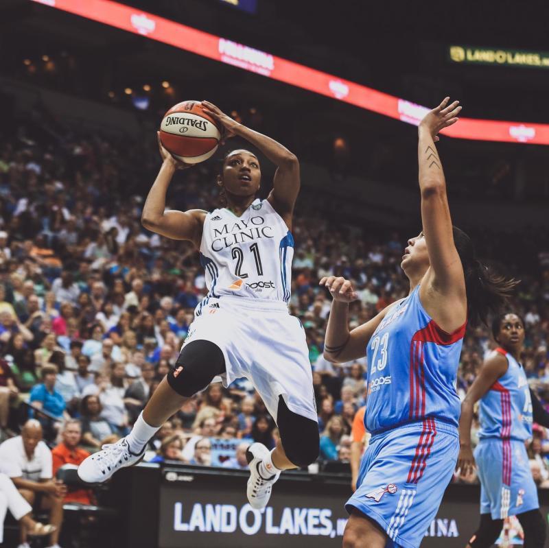 Lynx basketball