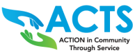 ACTS - Action in Community Through Service Logo