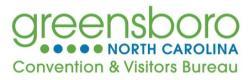 Greensboro CVB logo