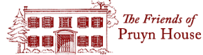 Friends of the Pruyn House logo
