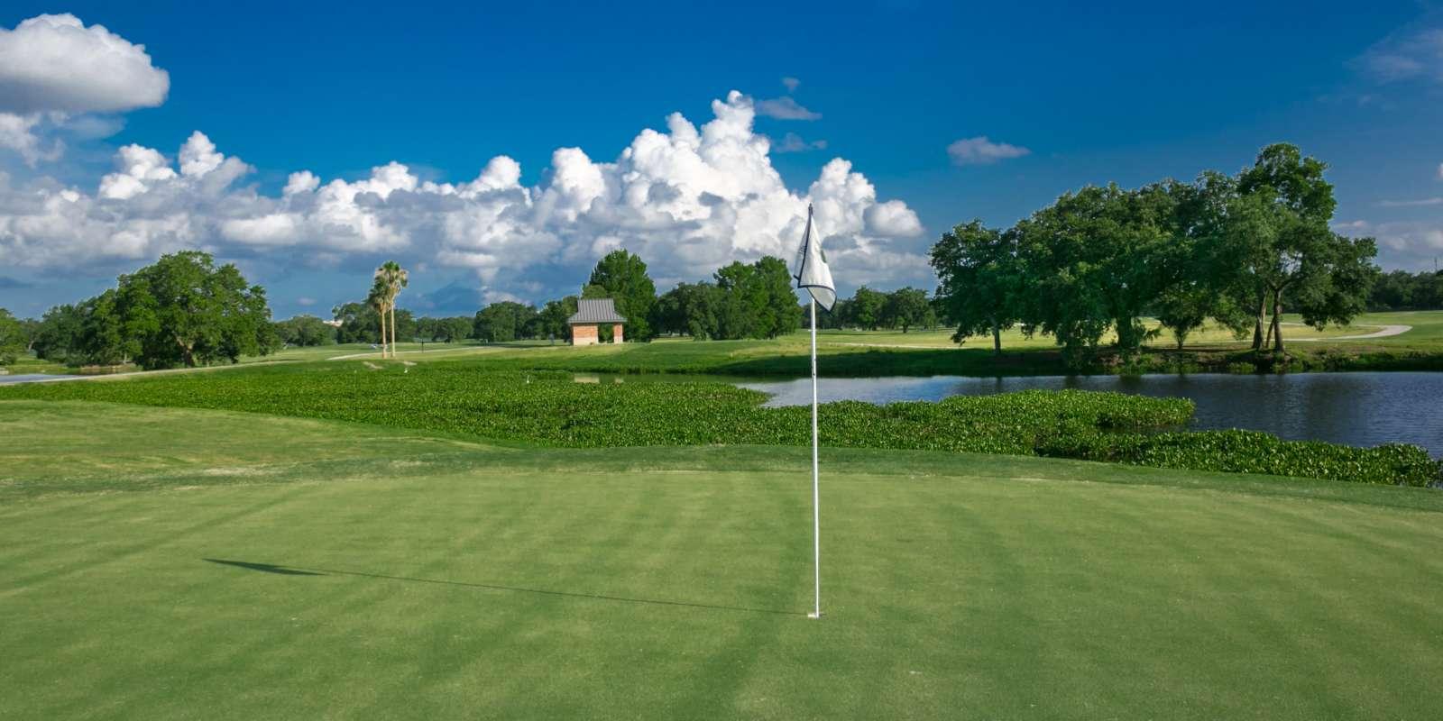 Bayou Oaks Golf Course