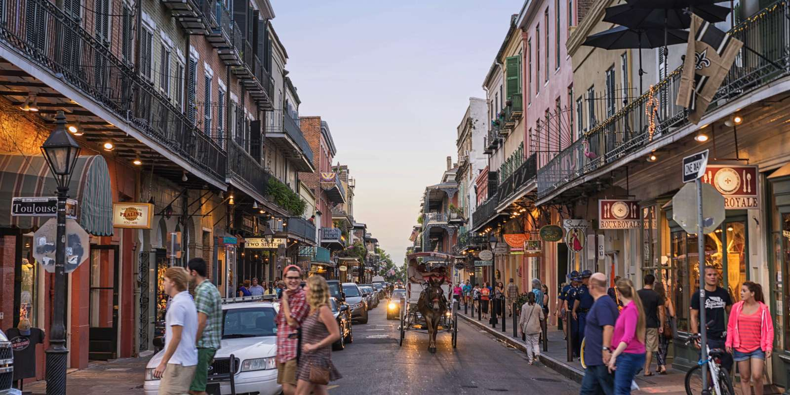 Itineraries For New Orleans