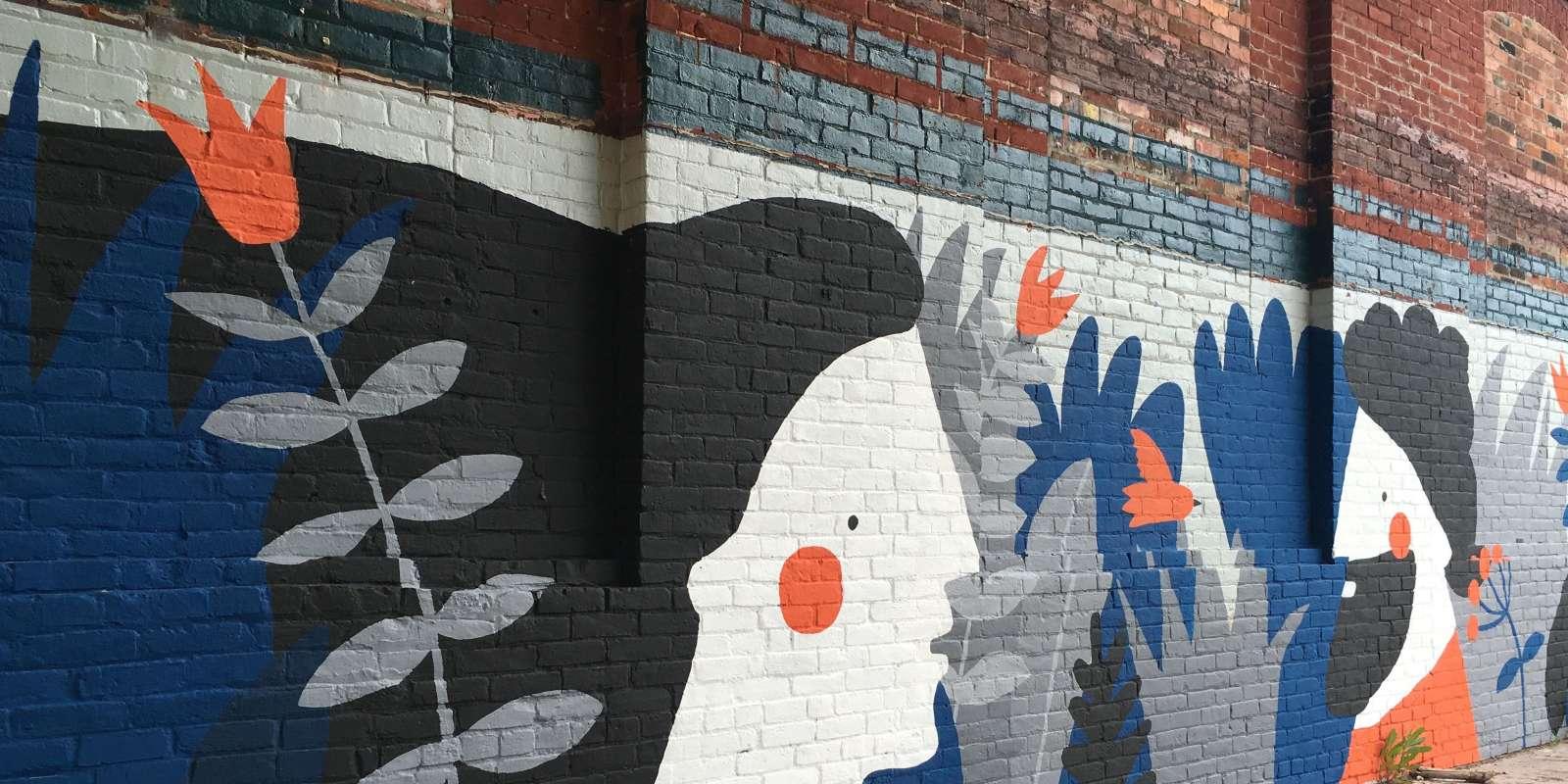 MAKE Paducah Mural