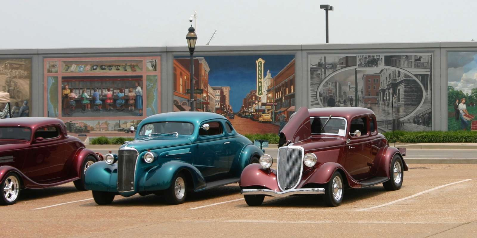 Paducah Riverfront Rod Run