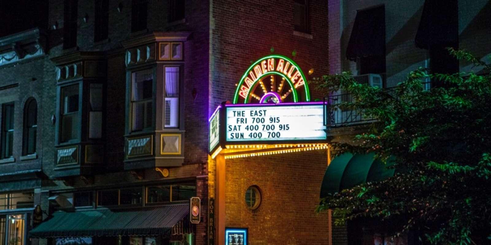 Maiden Alley Cinema
