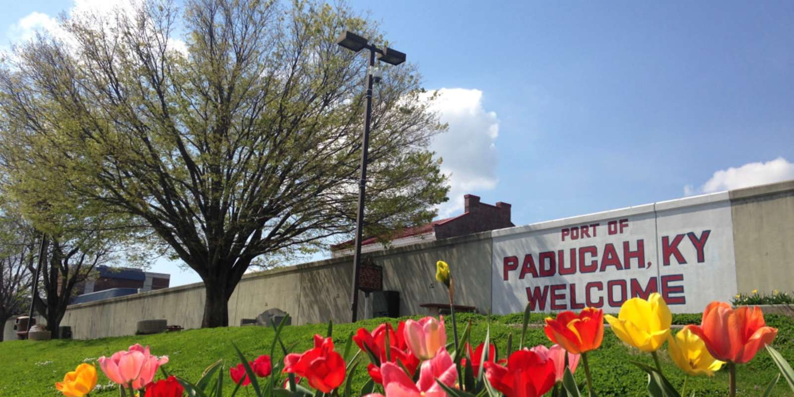 Port of Paducah Welcome