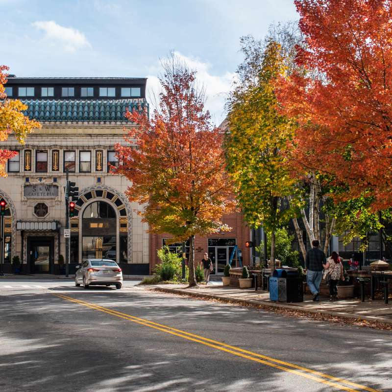 Top 10 Ways to Experience Fall in Asheville