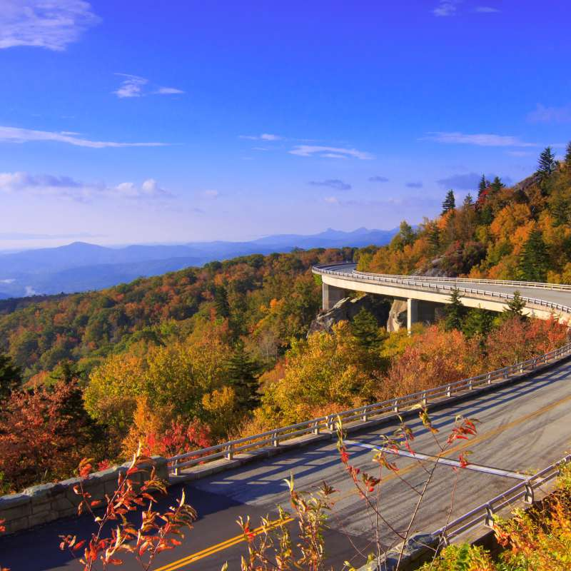 Fall Scenic Drives: Early Color