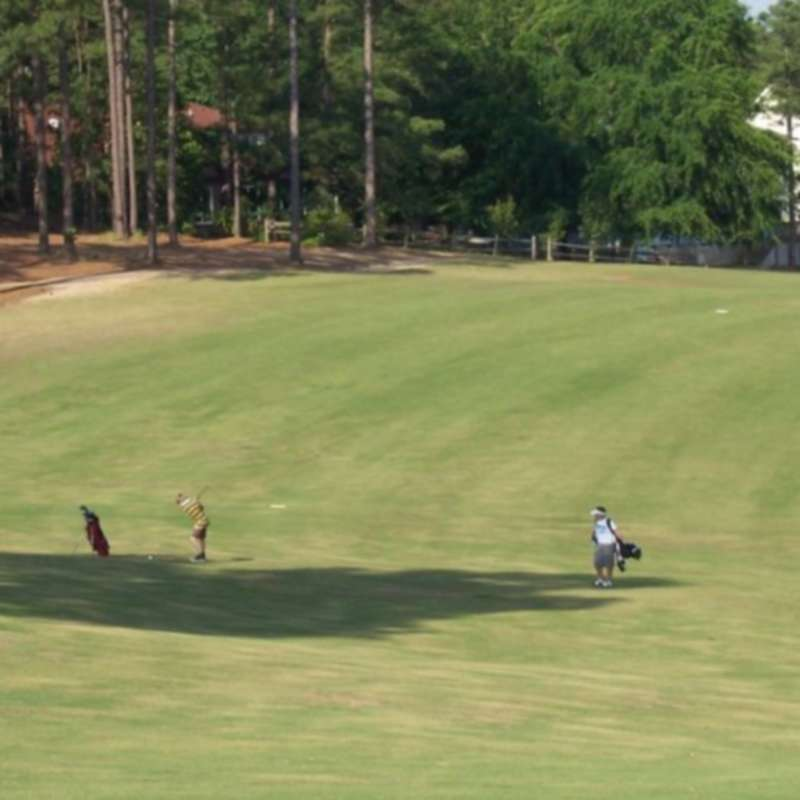 Carolina Lakes Golf Course