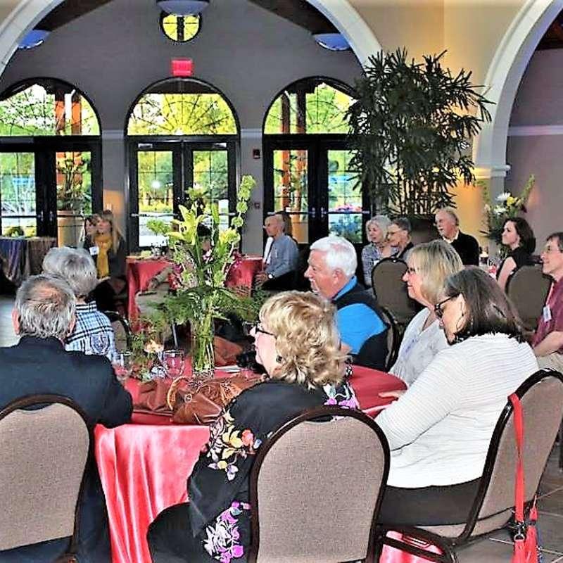 Botanical Garden Meeting