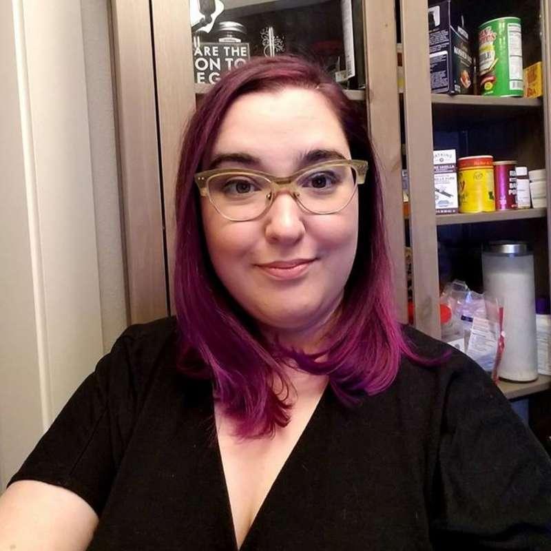Blogger Maria McDonald
