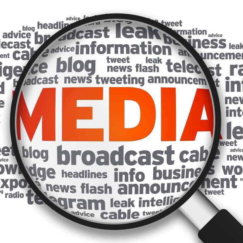 Media Coverage Header Image