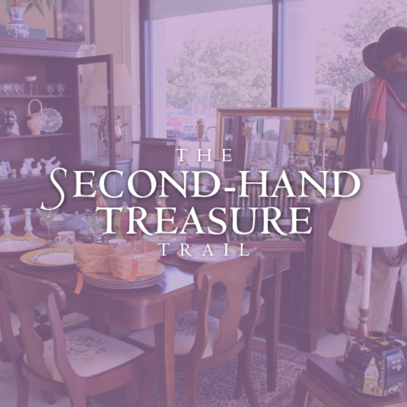 Second-Hand Treasure Trail