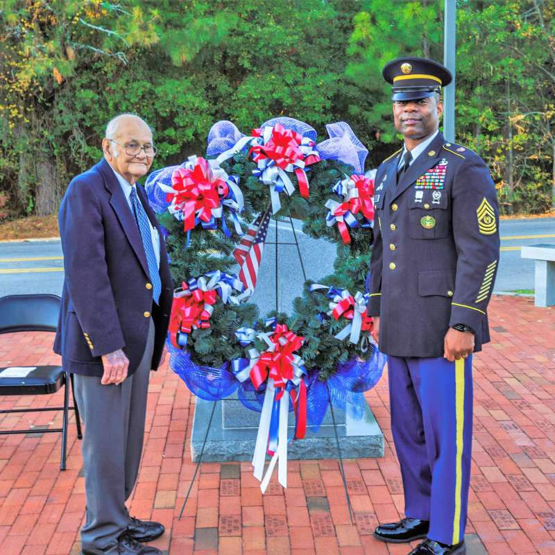 Memorial - Fayetteville, NC