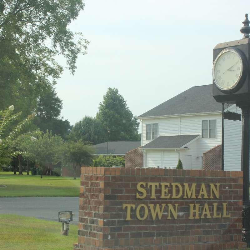 Stedman Town Hall