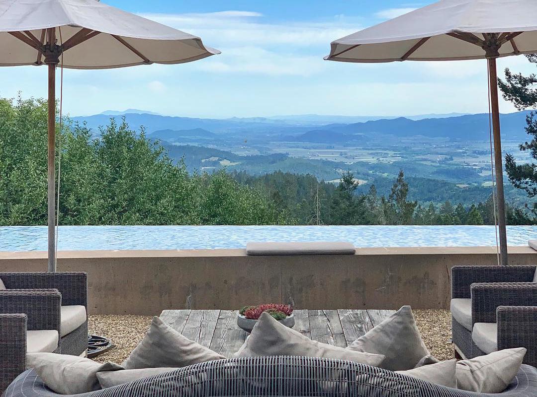 Cade Estate Winery Napa Valley