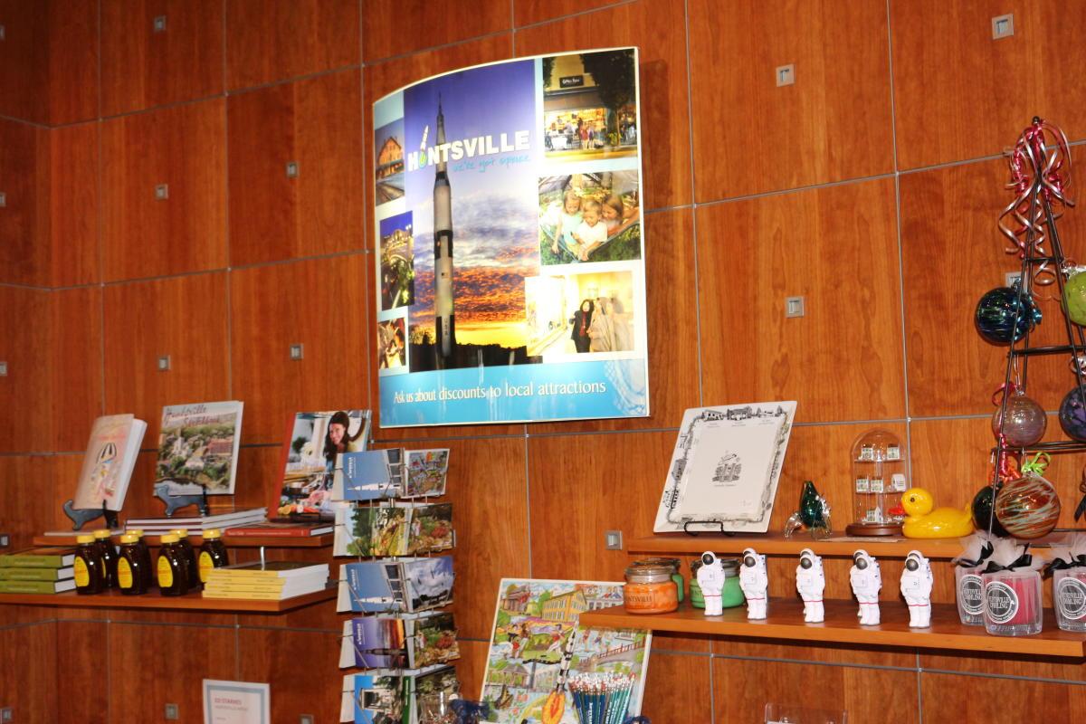 huntsville visitor's center