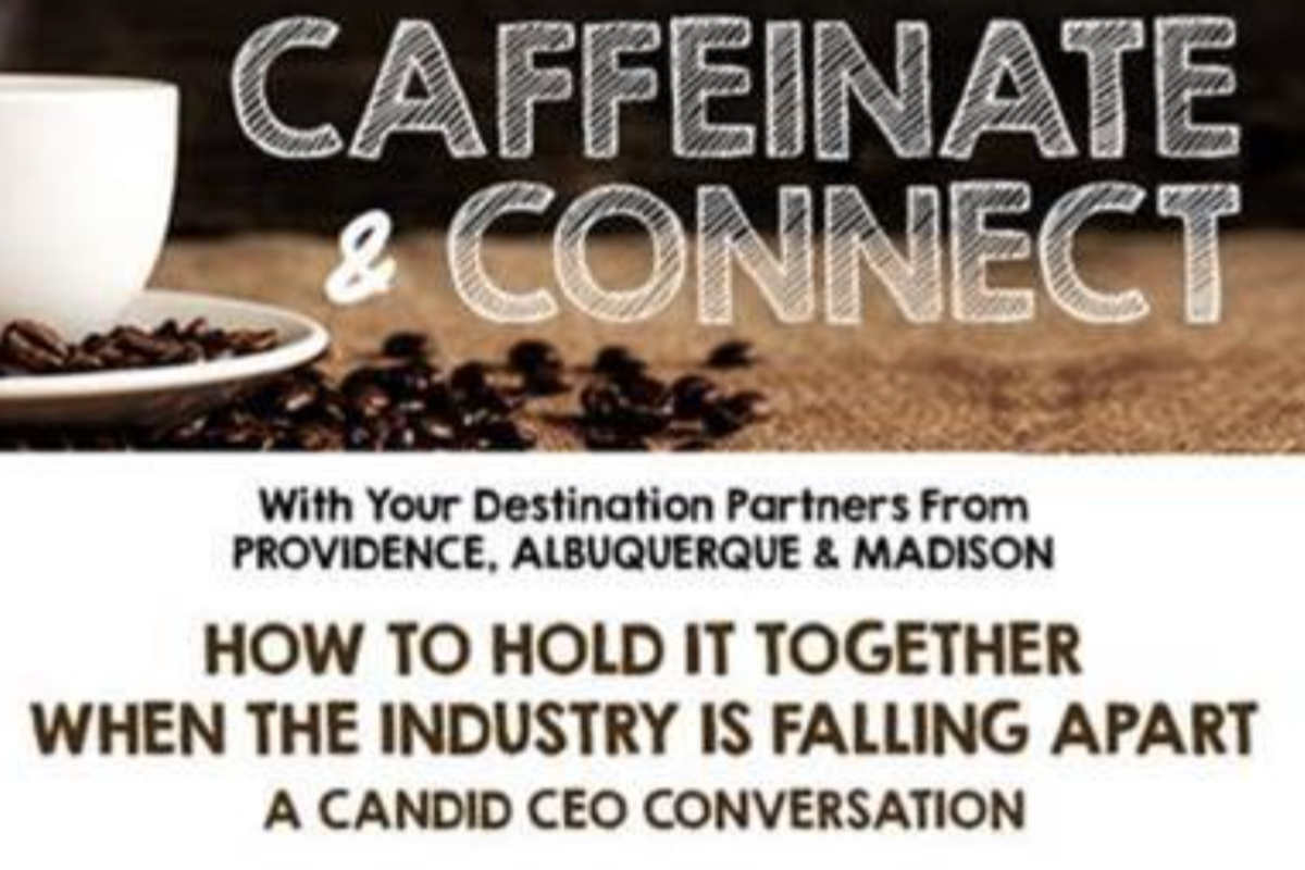 Caffinate & Connect