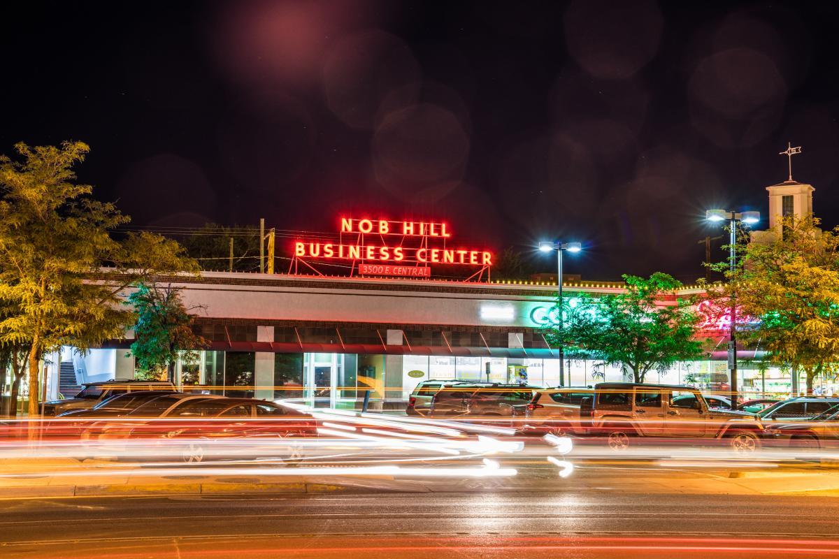 Nob Hill Night