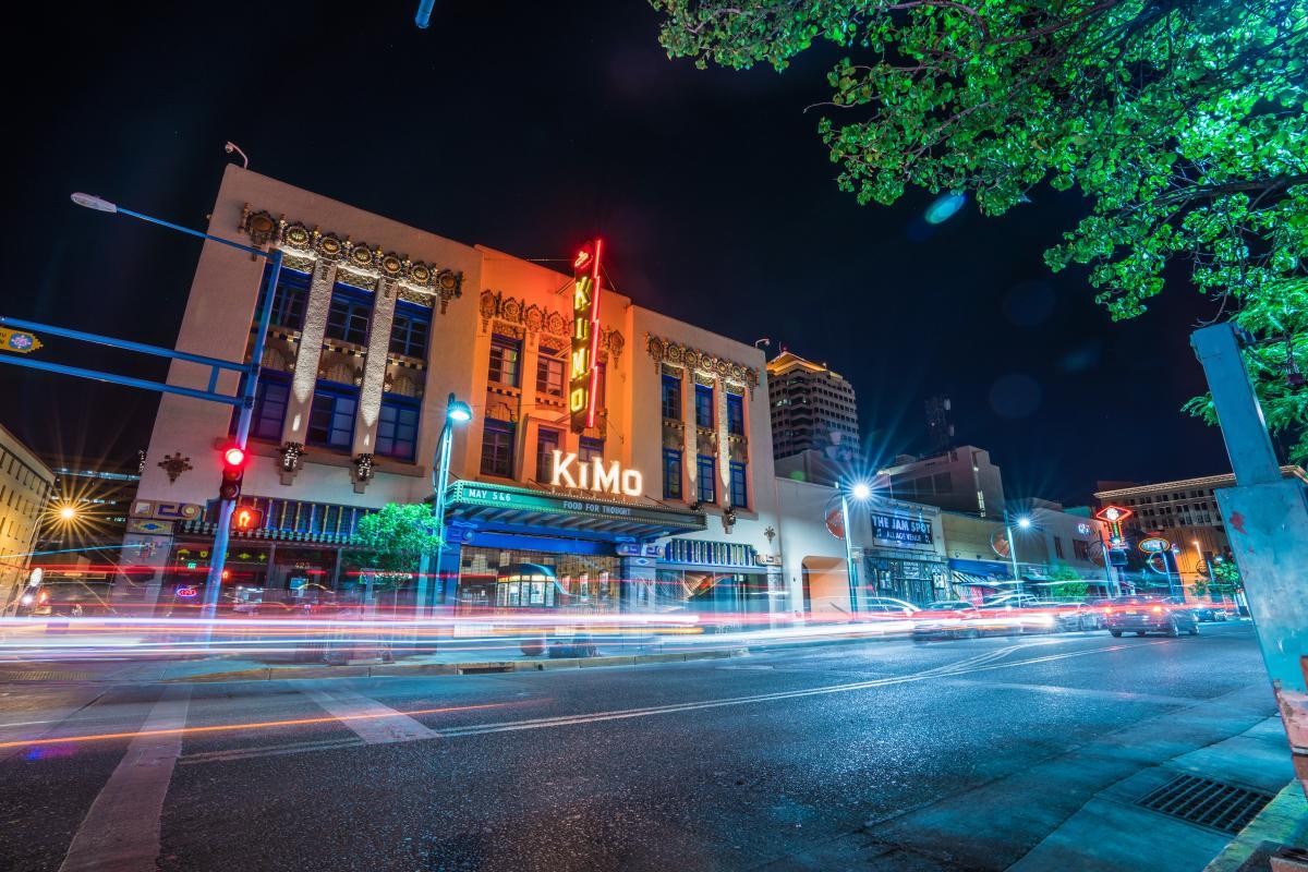 Kimo Theatre Downtown