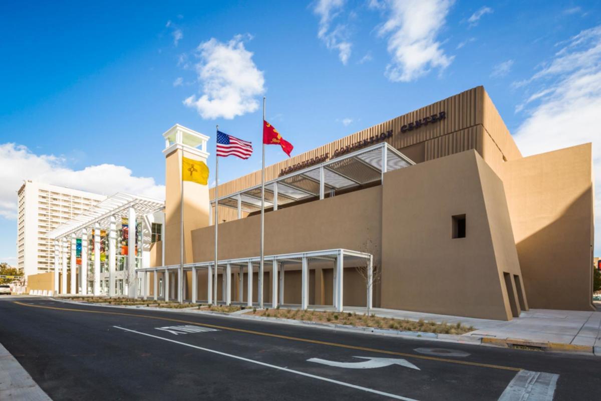 Convention Center Westside 1