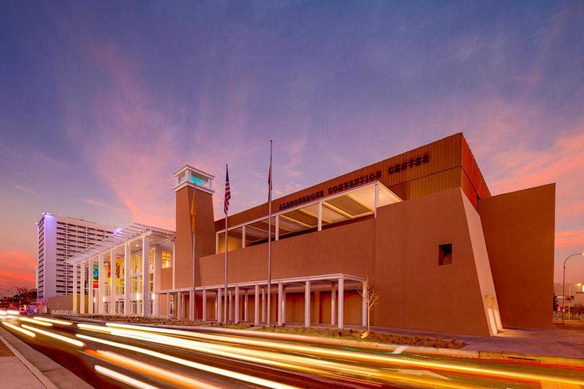 Convention Center Westside 3
