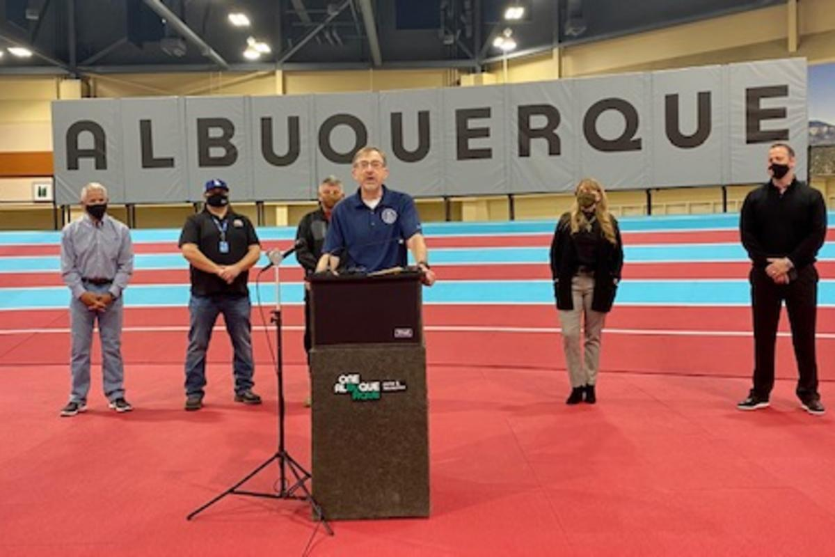 New Indoor Track Press Conference