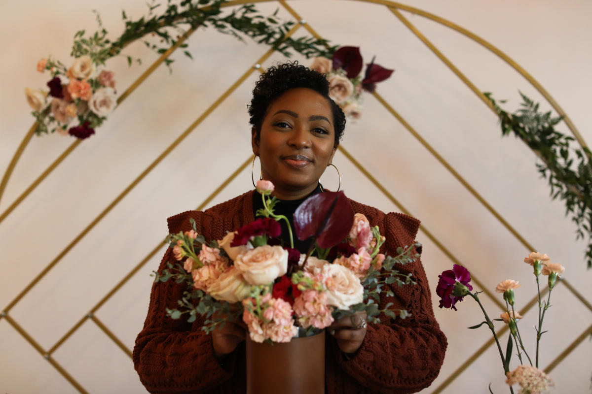 Kira Bibbs of Eclectic Blooms