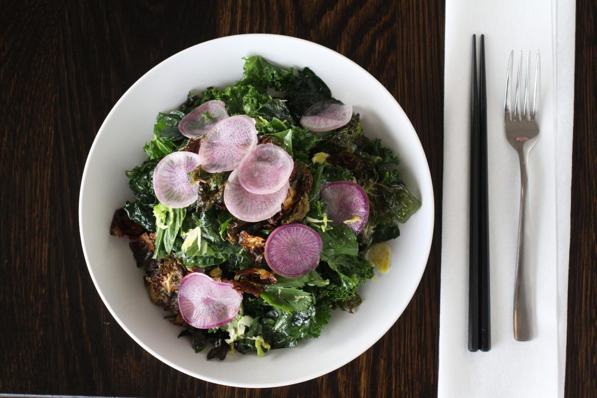 Dinner Party Radish Salad