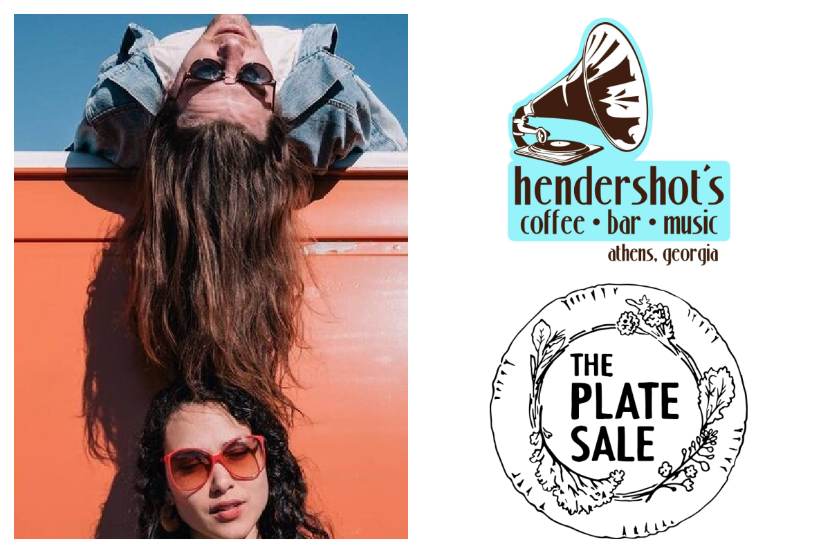 Dinner and a show Hendershots Plate Sale
