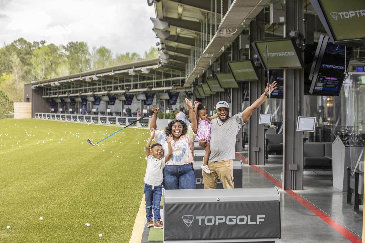 top golf; kid friendly; family; augusta