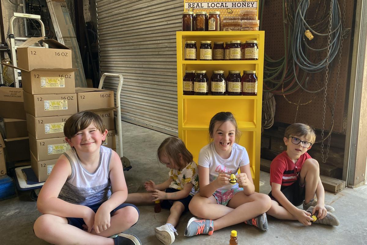 moore honey farm