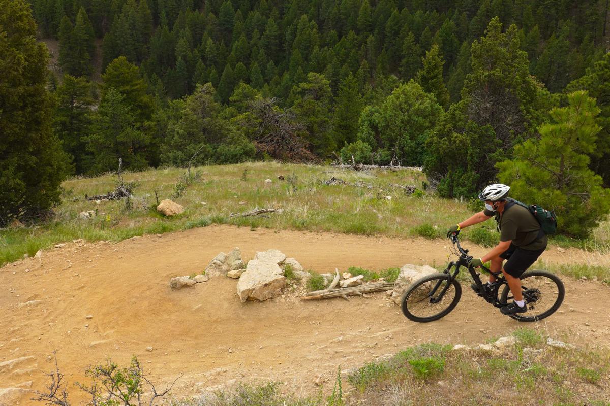 Betasso Benjamin Loop Mountain Biking Boulder