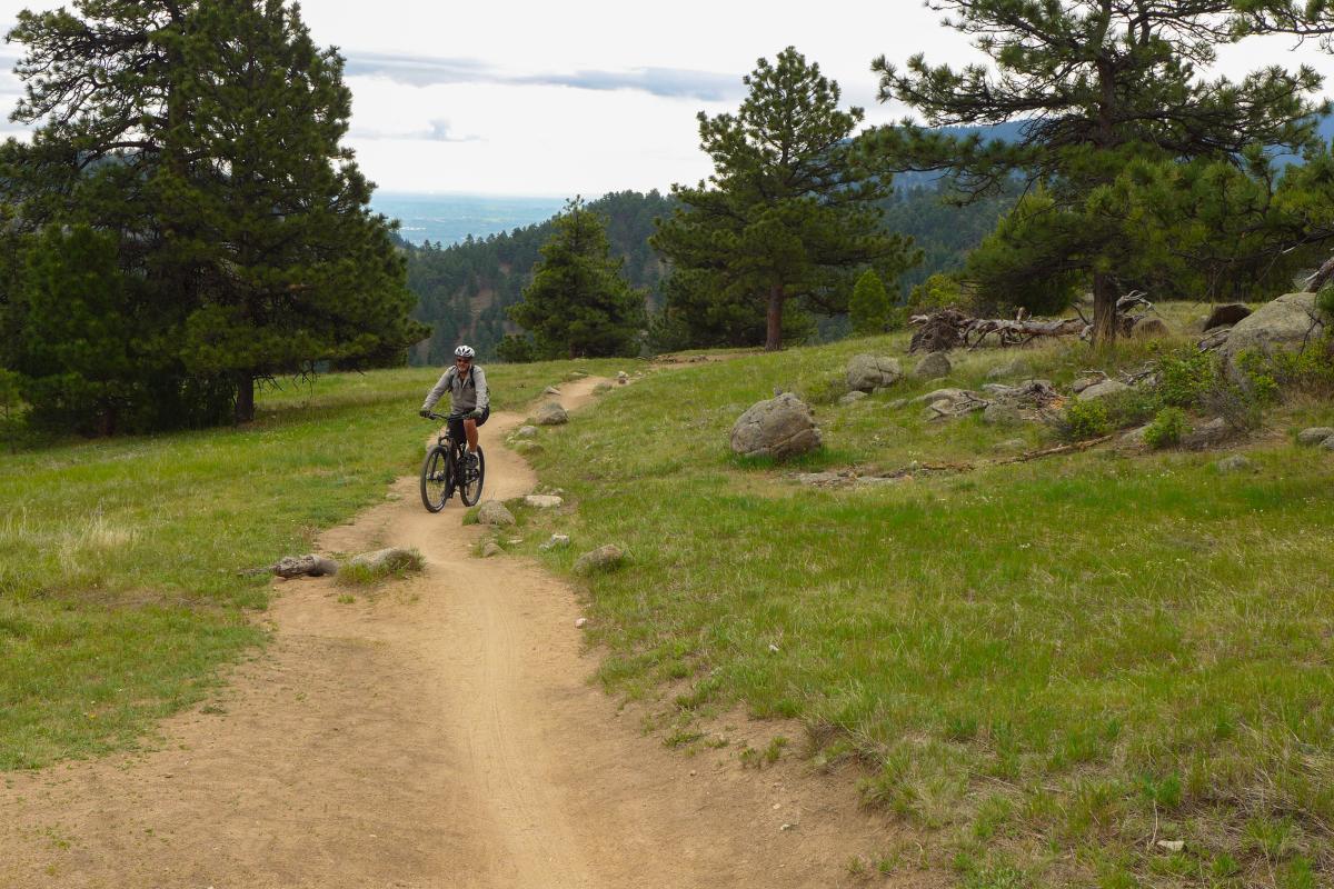 Betasso Canyon Loop Mountain Biking Boulder