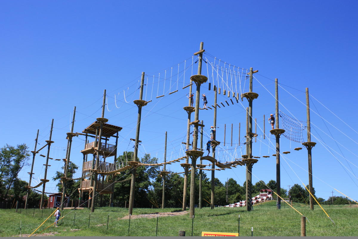 Hellerick's Rope Course