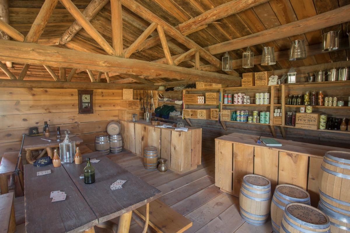 Fort Caspar Museum Pioneer History Casper, WY
