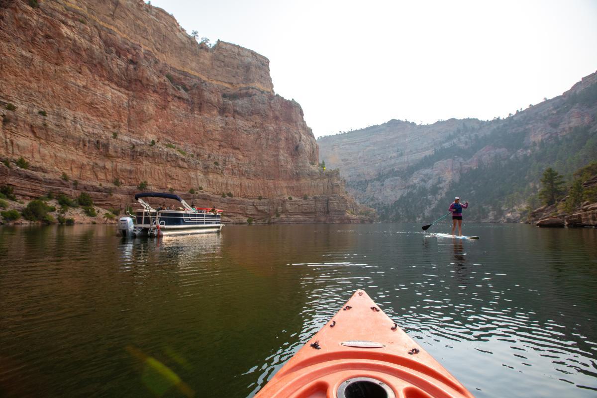 Fremont Canyon,  Wyoming