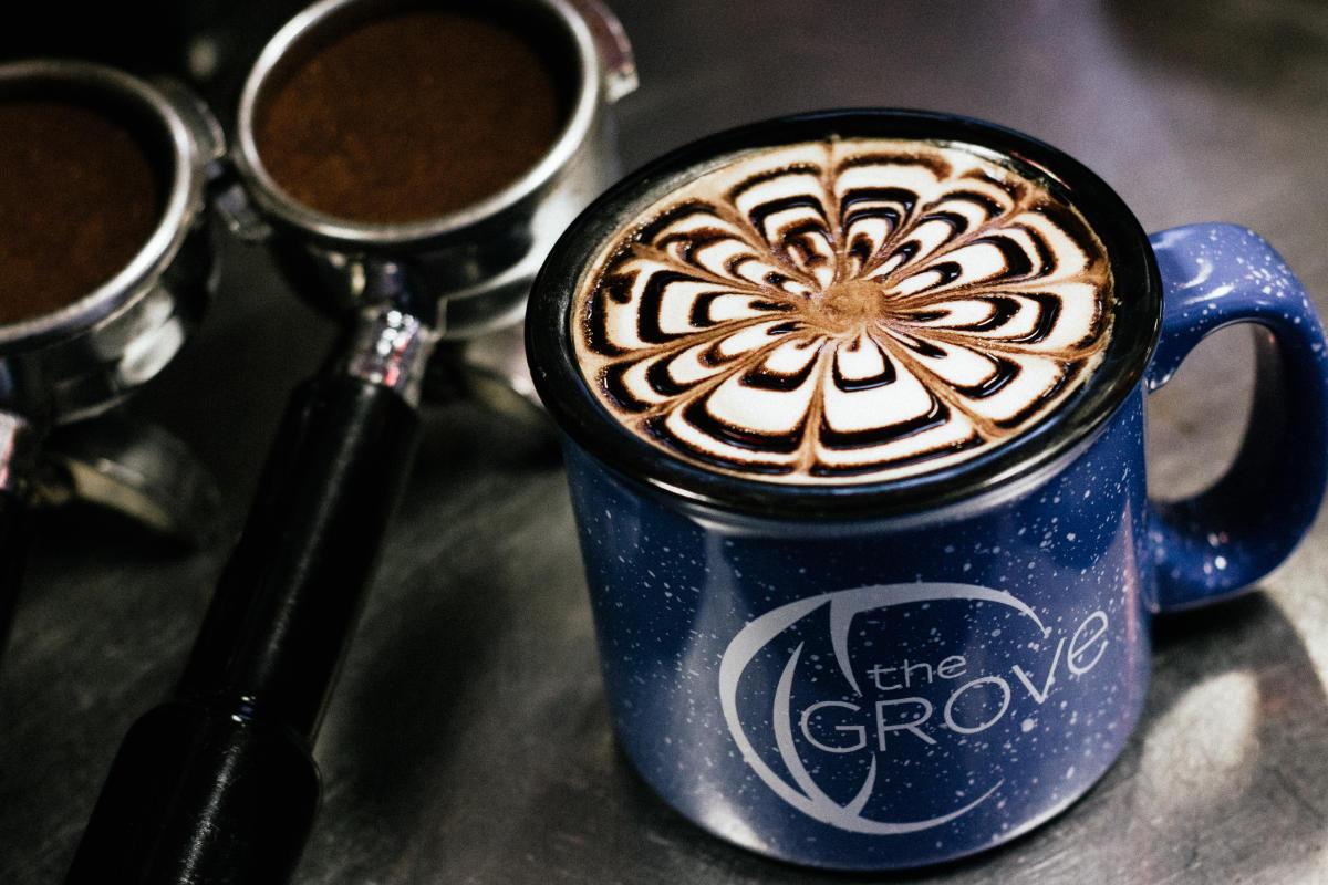 Grove Coffee - Latte Art