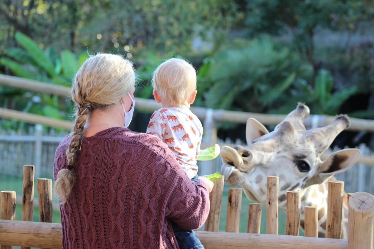 Chattanooga Zoo_Zookeeper