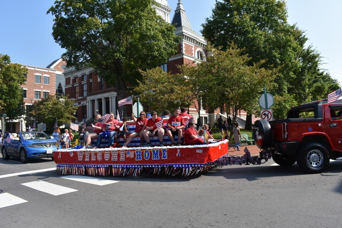 WHV Parade