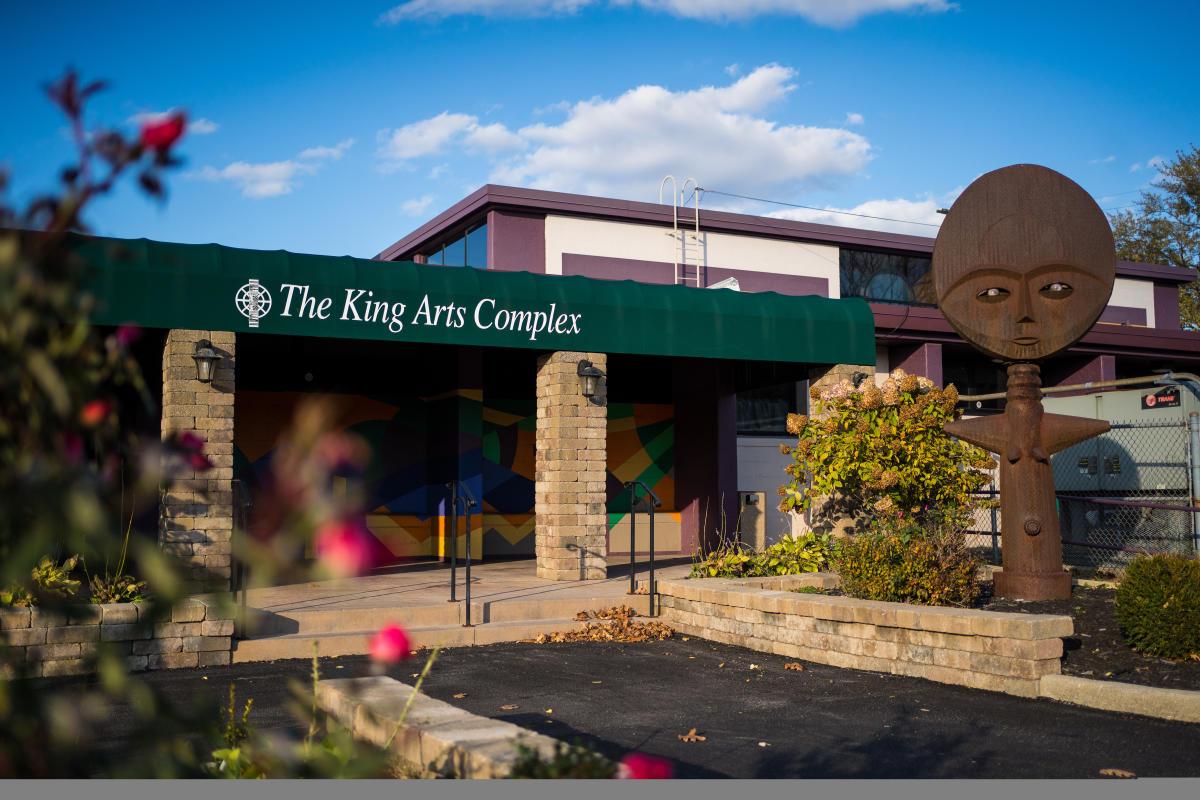 King Arts Complex Exterior