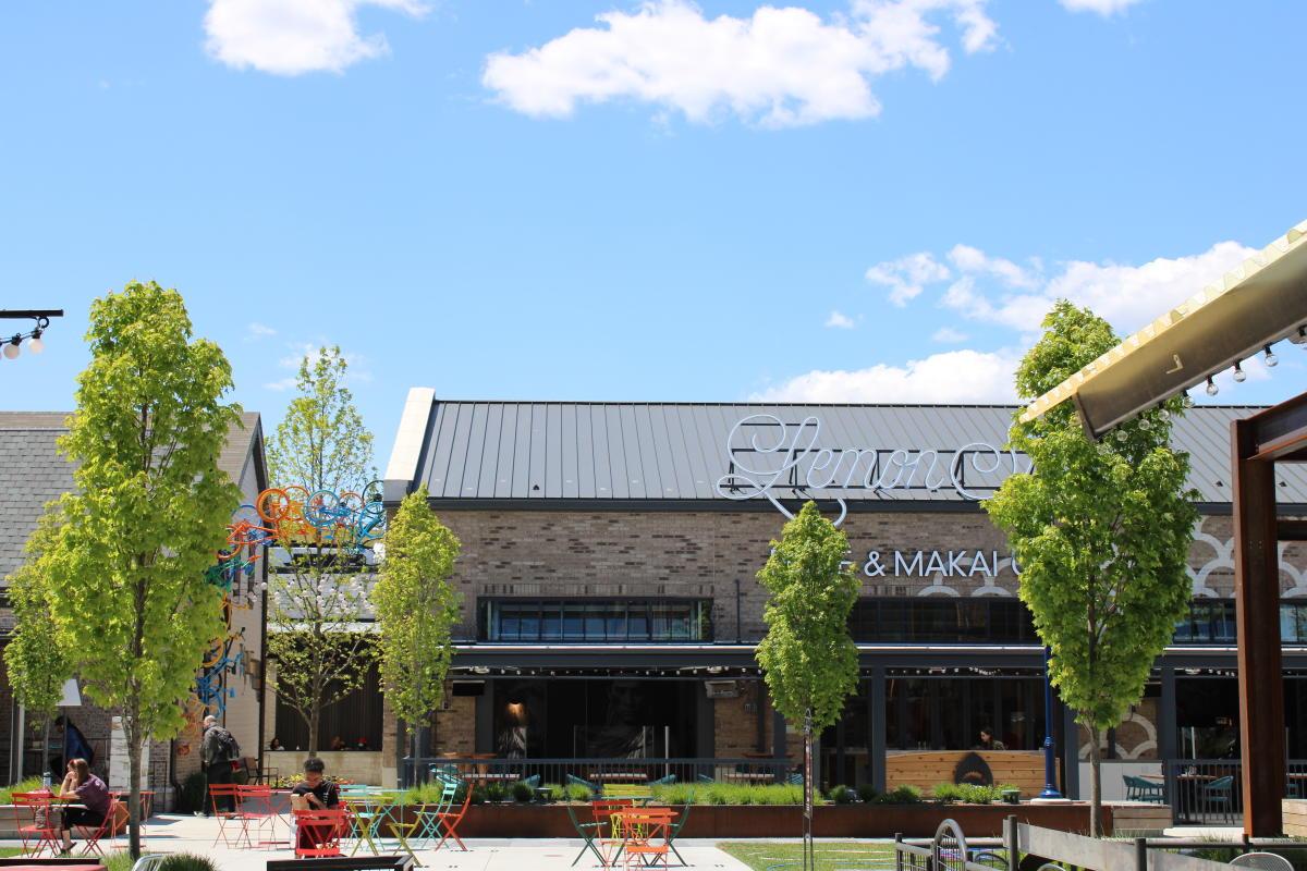 LemonShark restaurant at Easton