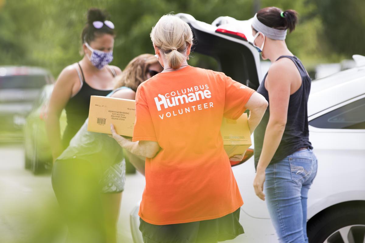 Columbus Human - Volunteer Opportunities