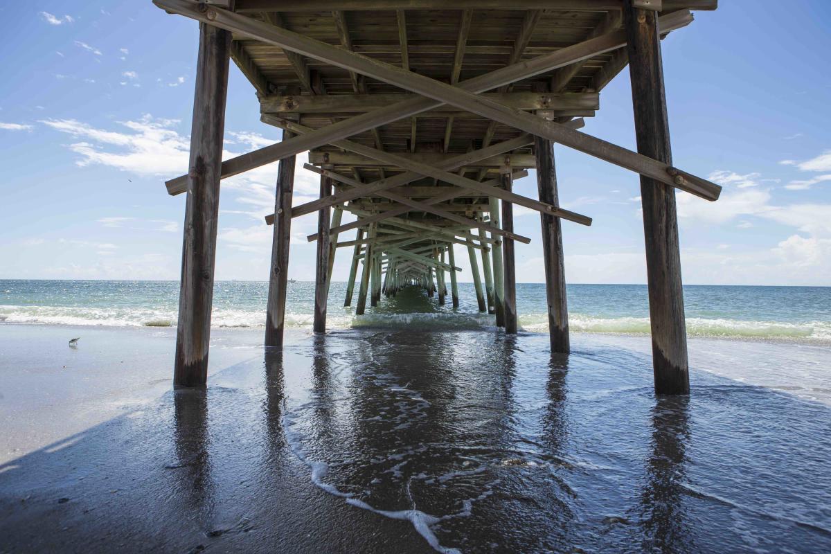 Atlantic Beach - Oceanana Pier