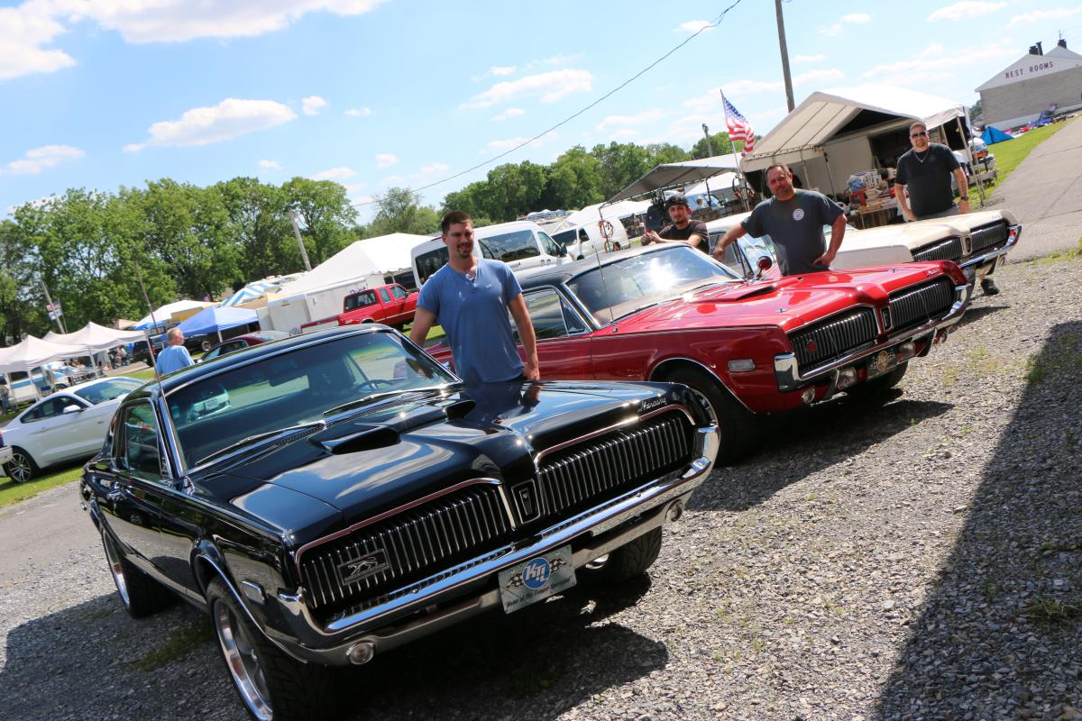 Carlisle Events Ford Nationals