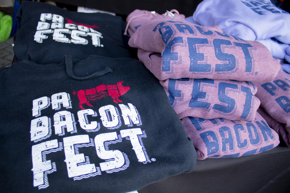 PA Bacon Fest T-Shirts & Sweatshirts